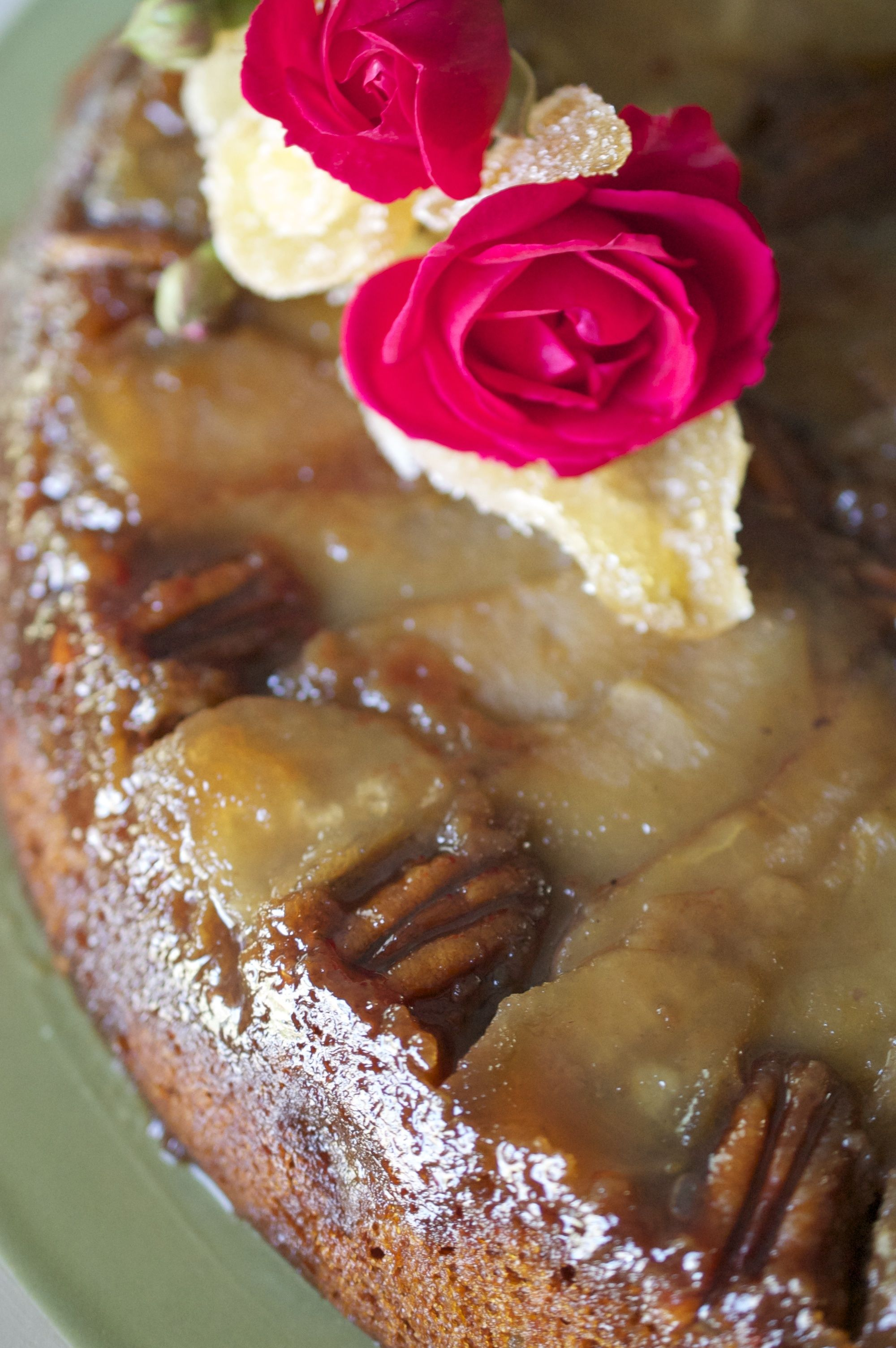 Gingerbread Apple Cake Smitten Kitchen