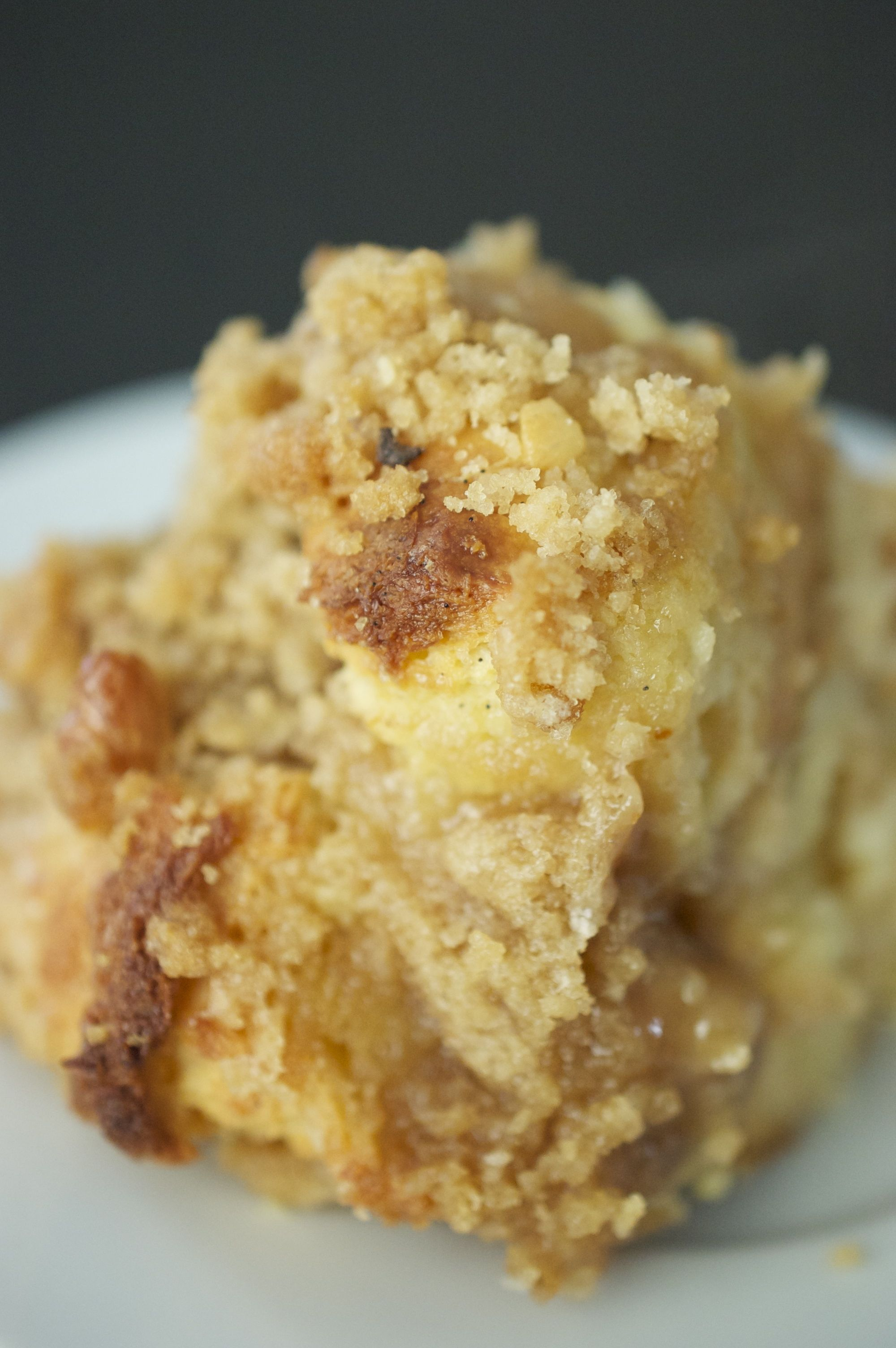 Banana Bread Pudding – Challah!