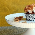Breakfast Series: Toasty Cinnamon Crunch Cupcakes